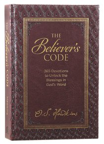 The Believers Code:365 Devotions to Unlock the Blessings of Gods Word