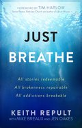 Just Breathe: All Stories Redeemable, All Brokenness Repairable, All Addictions Breakable Paperback
