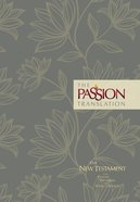 TPT New Testament Floral (With Psalms Proverbs And Song Of Songs)