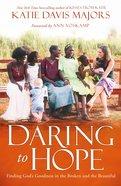 Daring to Hope eBook