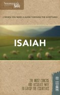Isaiah (Shepherd's Notes Bible Summary Series) Paperback