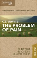 C.S. Lewis's the Problem of Pain (Shepherd's Notes Bible Summary Series) Paperback