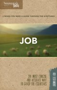 Job (Shepherd's Notes Bible Summary Series) Paperback