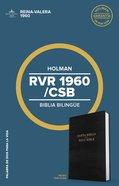 Rvr 1960/Csb Biblia Bilingue (Csb/rvr 1960 Bilingual Bible)