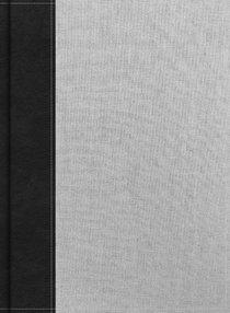CSB Study Bible Gray/Black