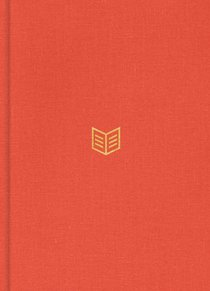 CSB She Reads Truth Bible Poppy Linen Indexed