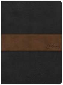 CSB Spurgeon Study Bible Black/Brown