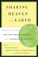 Shaking Heaven and Earth Paperback