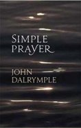 Simple Prayer Paperback