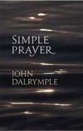Simple Prayer Paperback