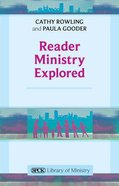 Reader Ministry Explored Paperback