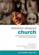Mission-Shaped Church Paperback