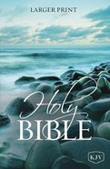 KJV Holy Bible Larger Print
