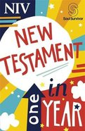 NIV Soul Survivor New Testament in One Year Paperback