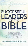 Successful Leaders of the Bible Paperback