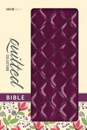 NIV Quilted Collection Bible Paperback