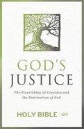 NIV God's Justice Bible Hardback