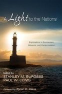 A Light to the Nations Paperback