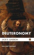 Cc #35: Deuteronomy Paperback
