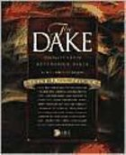 KJV Dake Annotated Reference Bible Large Print Bonded Leather