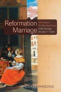Reformation Marriage Paperback