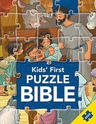 Kids First Puzzle Bible (Six 30 Piece Puzzles) (Kids Puzzle Bibles Series)