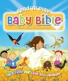Read 'N' Play Baby Bible (With Handle And Lock) Padded Board Book