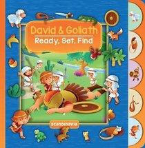 David & Goliath (Ready, Set, Find Series)