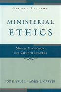 Ministerial Ethics (2nd Edition) Paperback