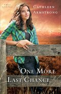 One More Last Chance (#02 in A Place To Call Home Series) Paperback