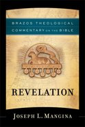 Revelation (Brazos Theological Commentary On The Bible Series) Paperback