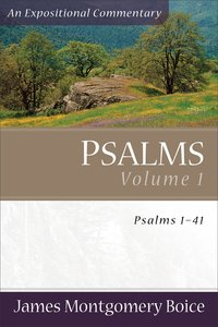 Psalms 1-41 (Volume 1) (Expositional Commentary Series)