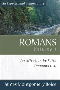 Romans (Volume 1) (Expositional Commentary Series)