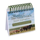 365 Perpetual Calendar: Wanda E. Brunstetter's Amish Inspirations - 365 Days of Encouragement From Amish Country Featuring the Photography of Richard