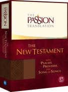 TPT New Testament Brown (With Psalms Proverbs and Song of Songs) (The Passion Translation Series)