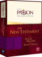 TPT New Testament Purple (With Psalms Proverbs and Song of Songs) (The Passion Translation Series)