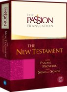 TPT New Testament Pink (With Psalms Proverbs and Song of Songs) (The Passion Translation Series)