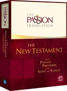 TPT New Testament Red (With Psalms Proverbs and Song of Songs) (The Passion Translation Series)