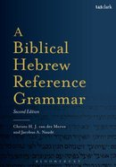 A Biblical Hebrew Reference Grammar (Second Edition) Paperback