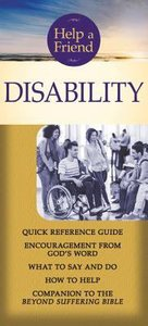 Help a Friend: Disability (Rose Guide Series)
