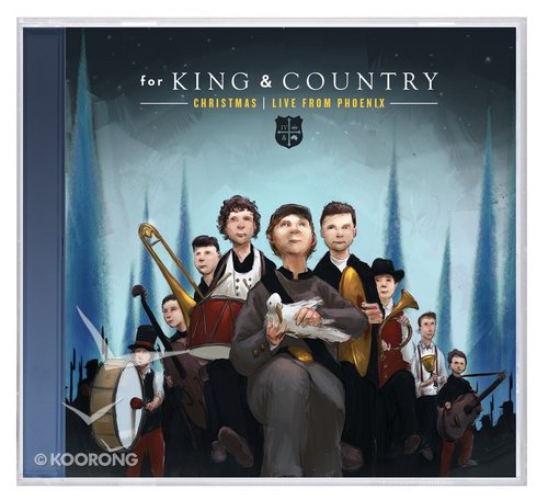 For King And Country Christmas.Christmas Live In Phoenix