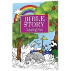 Bible Story: Coloring Fun Paperback