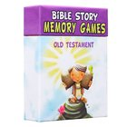 Bible Story Memory Cards: Old Testament