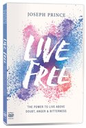 Live Free (3 Dvds) DVD
