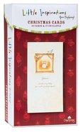 Christmas Boxed Cards: Jesus, Such a Tiny Baby (Luke 2:12 Kjv)