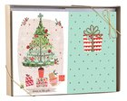 Christmas Dual Pack Boxed Cards: Jesus is the Gift (Luke 2:10, 11 Nlt) Cards