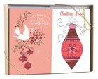 Christmas Dual Pack Boxed Cards: Christmas Peace (2 Cor 1:2 Tlb)