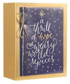 Christmas Match Boxed Cards: A Thrill of Hope (Romans 15:13 Kjv) Cards