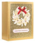 Christmas Match Boxed Cards: Christmas Blessings (Luke 2:14 Kjv)