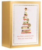 Christmas Match Boxed Cards: Christmas Tree (Isaiah 9:2,6 Nrsv)